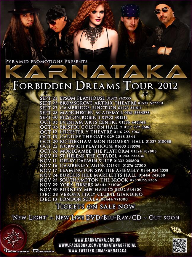 Forbidden Dreams Tour